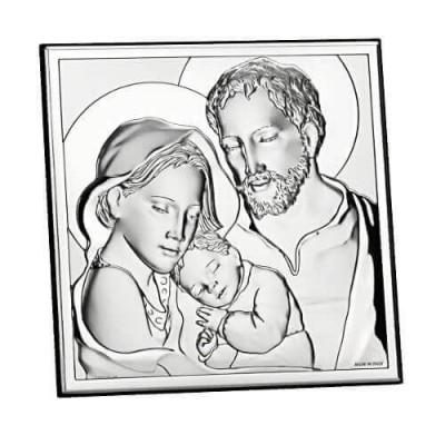 Obrazek z Świętą Rodziną