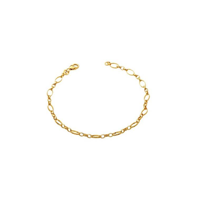 bransoletka złota 333