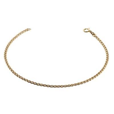 Delikatna bransoletka złota