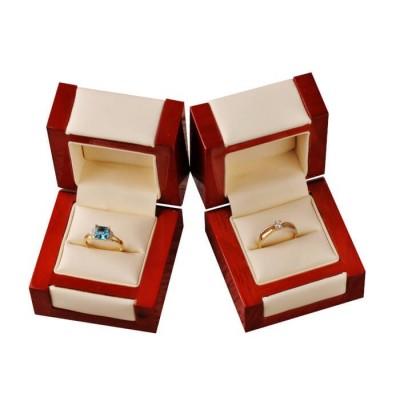 Pierścionek z brylantem prezent na rocznicę ślubu białe złoto