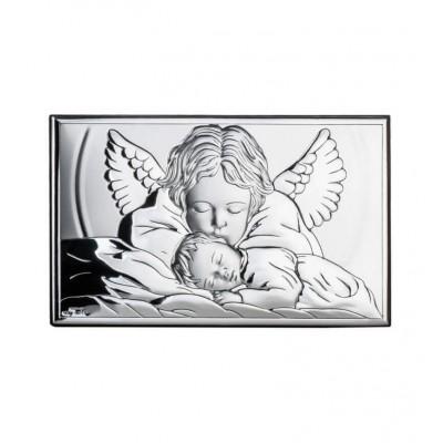 Pamiątka Chrztu Anioł Stróż Czuwający