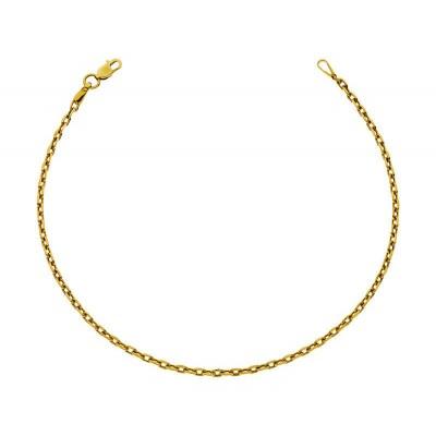 Złota bransoletka 585 Ankierka Prezent