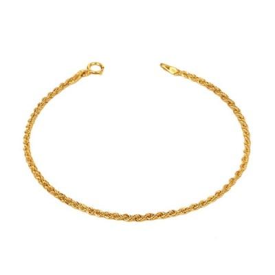 Korda bransoletka złota Grawer