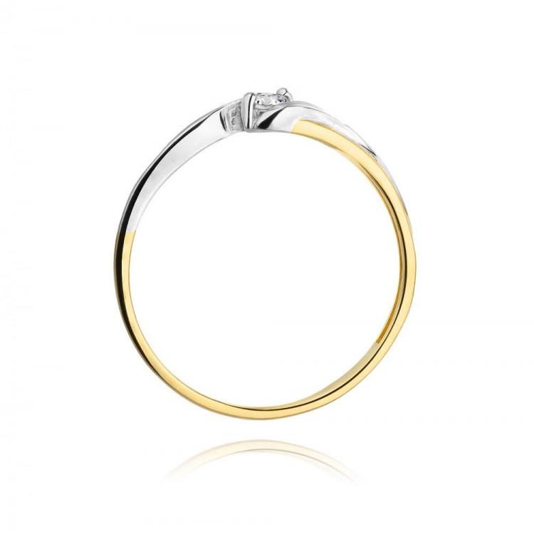 Łańcuszek złoty. Au333.