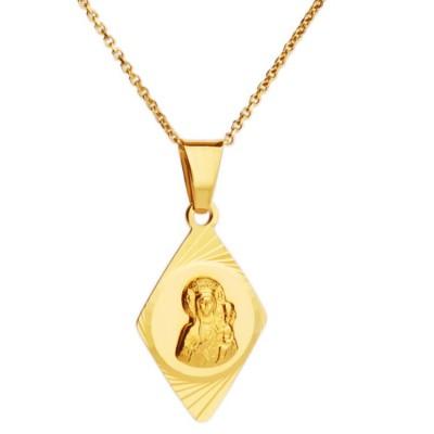 Złote komplety 585