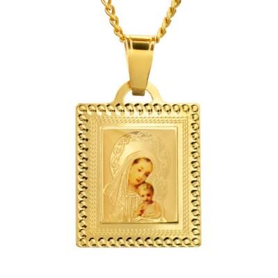 medaliki na chrzest