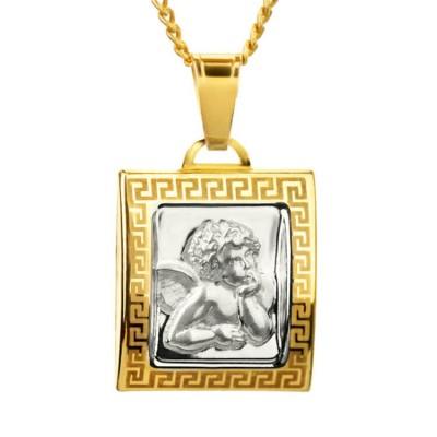 Złoty Aniołek na Chrzest